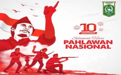 HARI PAHLAWAN NASIONAL 2020